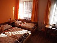 Oranžový apartmán
